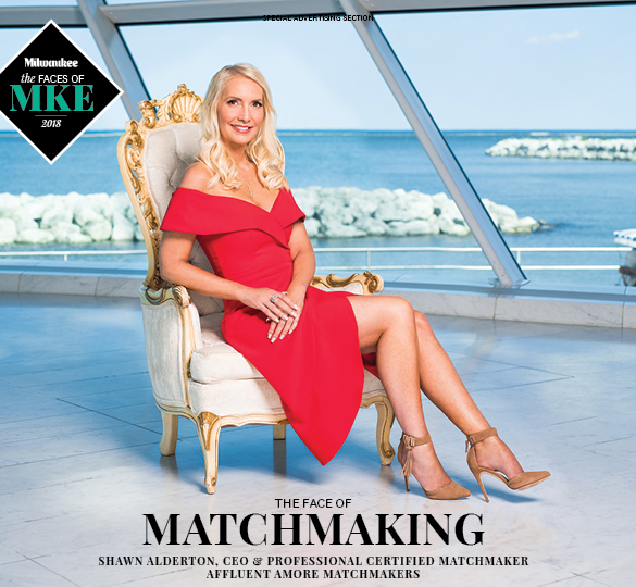 The Face of Matchmaking - Milwaukee Magazine
